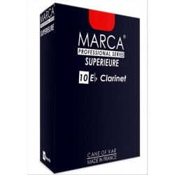 "MARCA ANCE CLARINETTO MIb ""SUPERIEURE"" N.3 - MADE IN FRANCE (Pz. 10)"