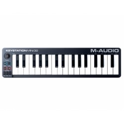 M-AUDIO KEYSTATION MINI 32 MKII (2ND GEN) TASTIERA MIDI USB 32 TASTI MK2