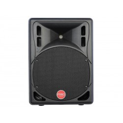 "FIVEO BY MONTARBO DUETTO LIGHT 12A 400W 12"" CASSA ACUSTICA ATTIVA BI-AMPLIFICATA"