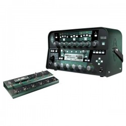 KEMPER - PROFILER HEAD BLACK SET BUNDLE + REMOTE CONTROL PEDALBOARD