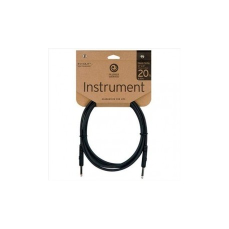 CAVO PLANET WAVES PW-CGT-20 (6,10 MT)