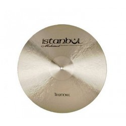 "ISTANBUL MEHMET CM18 MEDIUM CRASH TRADITIONAL 18"" POLLICI"