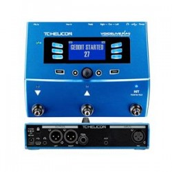 TC HELICON VOICELIVE PLAY MULTIEFFETTO PER VOCE PROCESSORE EFFETTI VOCALI