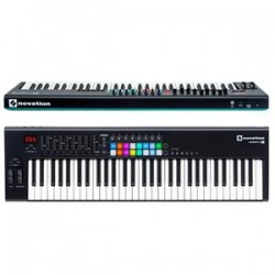 NOVATION LAUNCHKEY 61 MK2 TASTIERA CONTROLLER MIDI USB 61 TASTI PER PC MAC IPAD