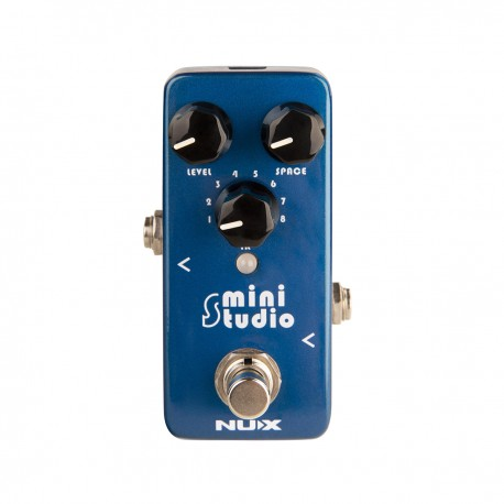 NUX NSS-3 MINI STUDIO MINI STOMPBOX IR LOADER