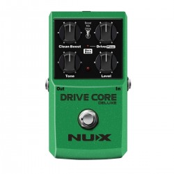 NUX DRIVE CORE DELUXE OVERDRIVE/BOOSTER