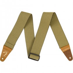 """FENDER TRACOLLA WEIGHLESS™ 2"""" TWEED - TRACOLLA PER CHITARRA E BASSO"""