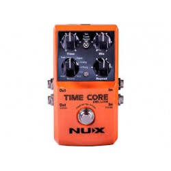 NUX TIME CORE DELUXE DELAY CON TAB TEMPO