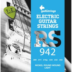 MUTA PER CHITARRA GALLI STRINGS RS942 Light