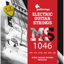 MUTA PER CHITARRA ELETTRICA GALLI STRINGS MS1046 Regular