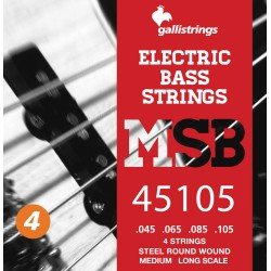 MUTA PER BASSO GALLI STRINGS MSB45105 4 CORDE Medium