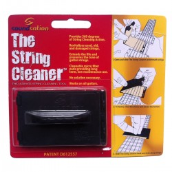 SOUNDSATION SC-GTR THE STRING CLEANER PULIZIA CORDE CHITARRA